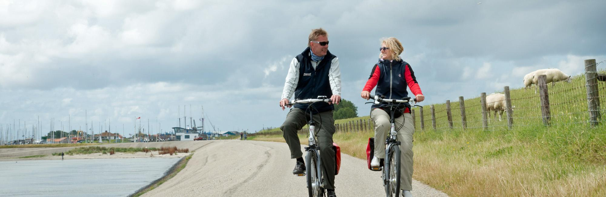 Dutch Bike Tours Radreisen Sail und Bike IJsselmeer