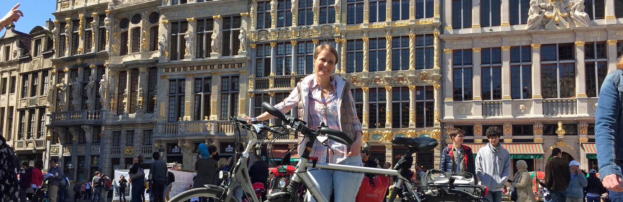 Dutch Bike Tours Radreisen  Amsterdam - Brussels