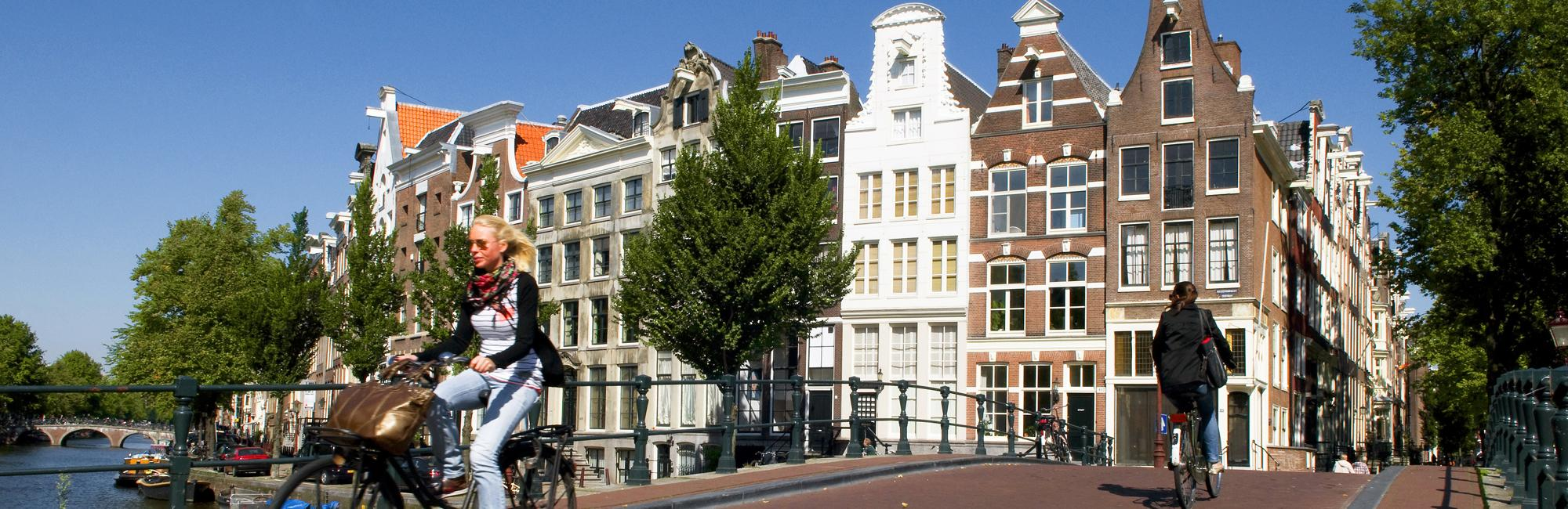 Dutch Bike Tours Radreisen Amsterdam-Paris