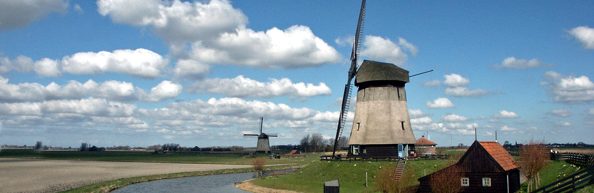 Dutch Bike Tours Radreisen Halbinsel Nord-Holland Tour