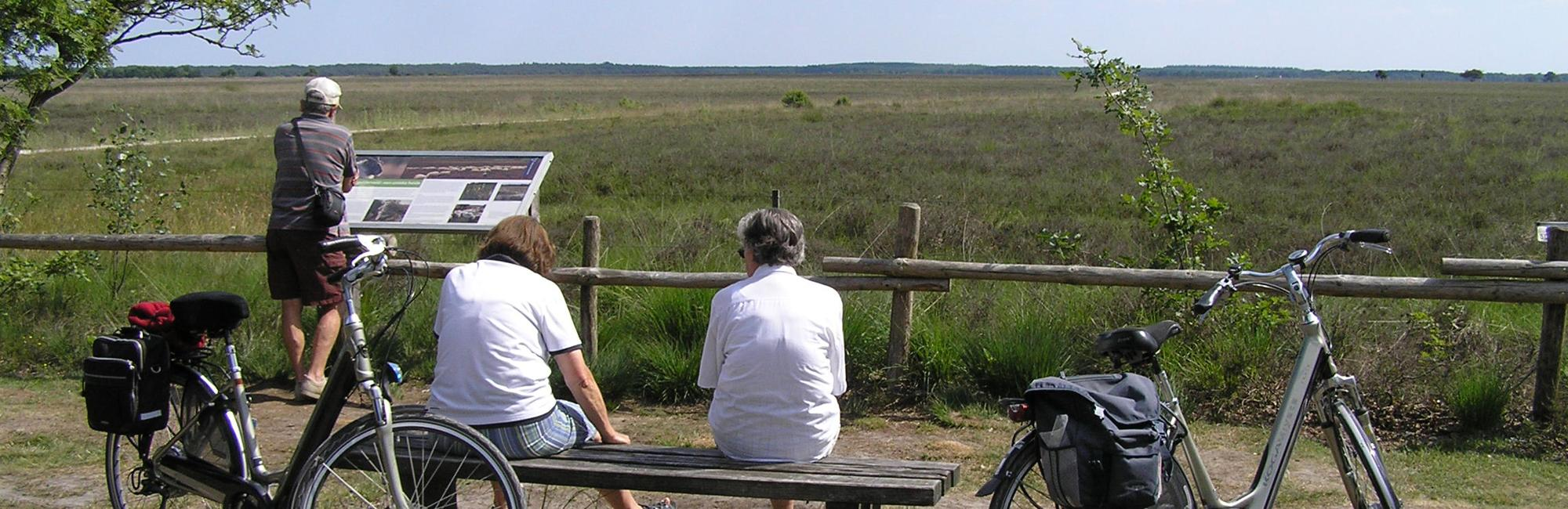 Dutch Bike Tours Radreisen Bilderberg Groot Heideborgh Veluwe Stern Tour
