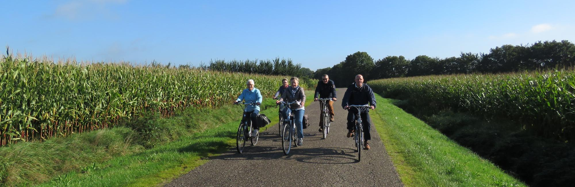Dutch Bike Tours Radreisen Mitteldrenthe Stern Tour N-S