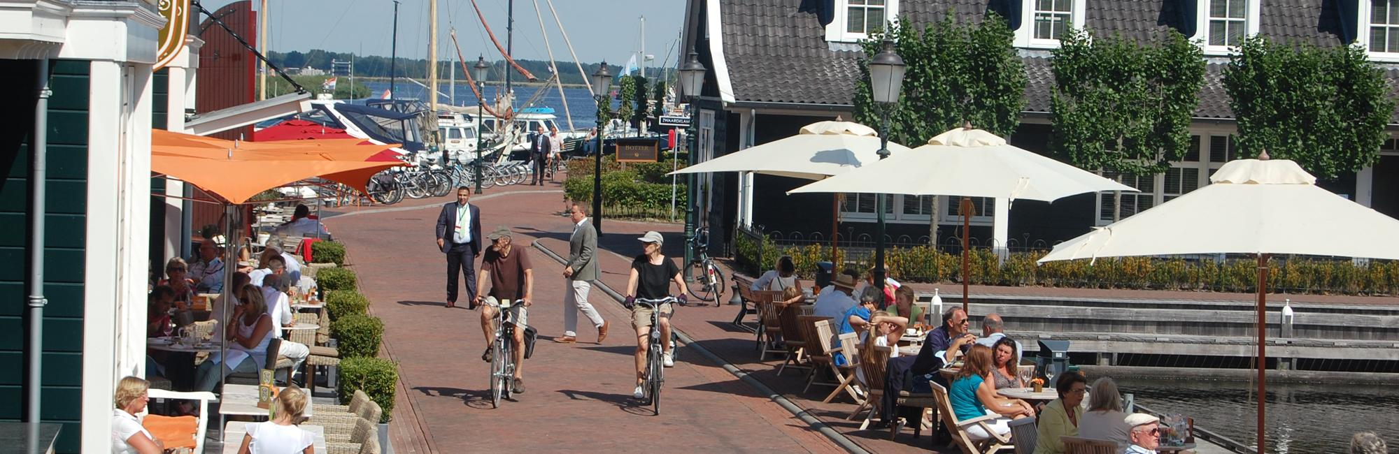 Dutch Bike Tours Radreisen IJsselmeer Tour