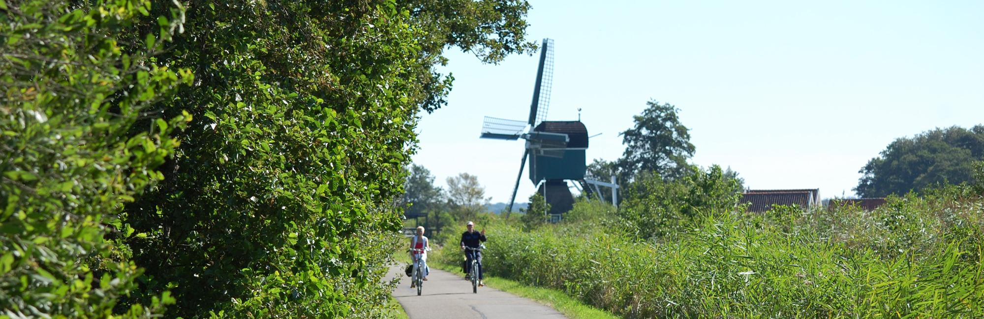Dutch Bike Tours Radreisen Randstadt Holland Tour