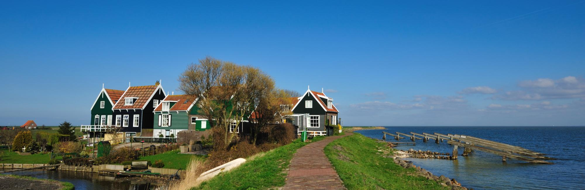 Dutch Bike Tours Radreisen IJsselmeer Grand Tour